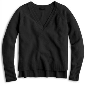 J.Crew Supersoft Yarn V Neck Sweater